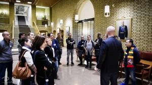 Lietuvių bendruomenės susitiko su Norvegijos parlamento politikais